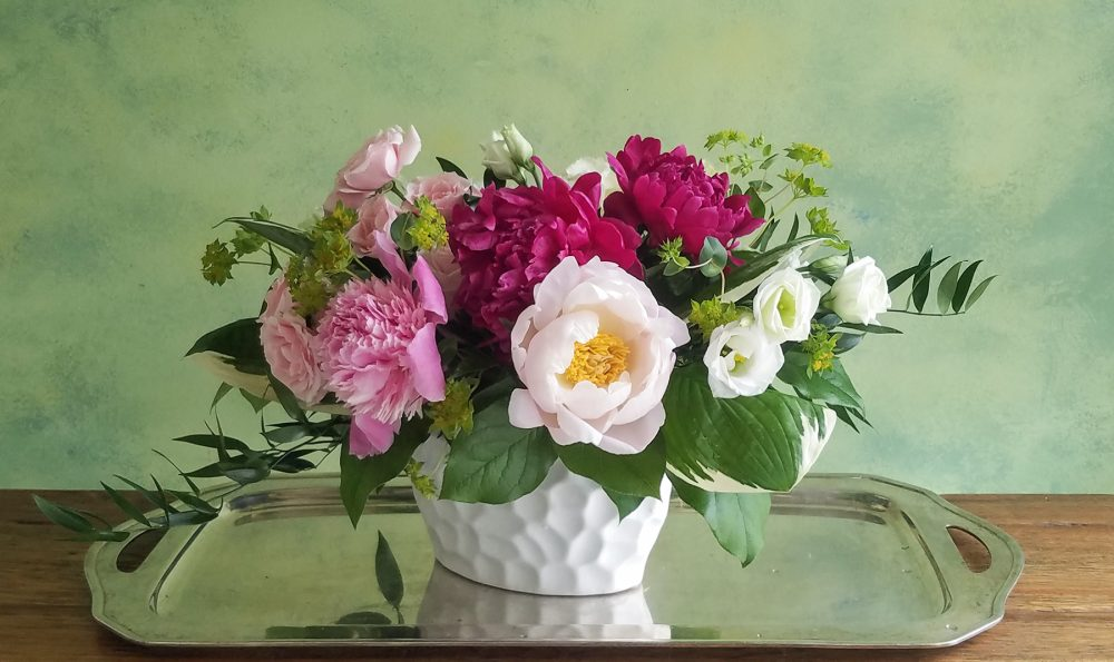 Poetry of Peonies, Queen of Spring Blooms