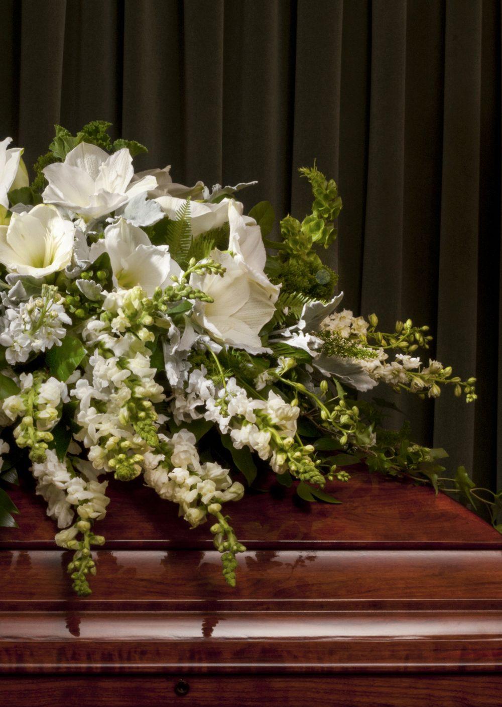 Funeral Casket Sprays
