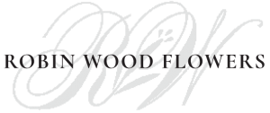 Robin Wood Flowers Logo